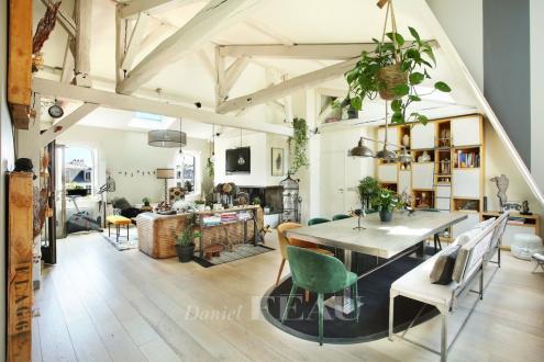 Квартира класса люкс на продажу  Париж 16ый, 160 м², 4 Спальни, 2650000€