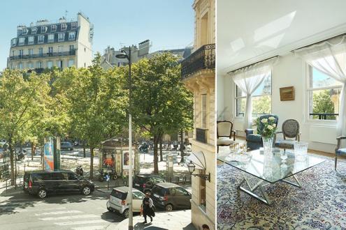 Квартира класса люкс на продажу  Париж 8ой, 145 м², 3 Спальни, 1865000€