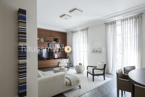 Квартира класса люкс на продажу  Ницца, 143 м², 4 Спальни, 1190000€