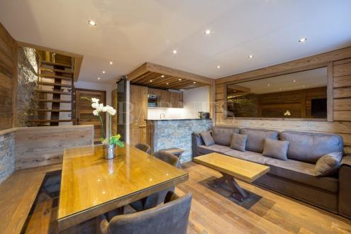 Luxury Apartment for rent MERIBEL LES ALLUES, 80 m², 3 Bedrooms,