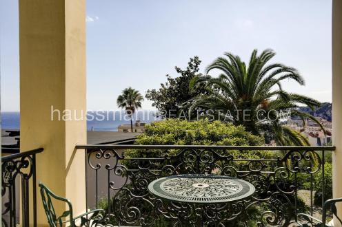 Квартира класса люкс на продажу  Ницца, 117 м², 2 Спальни, 1120000€