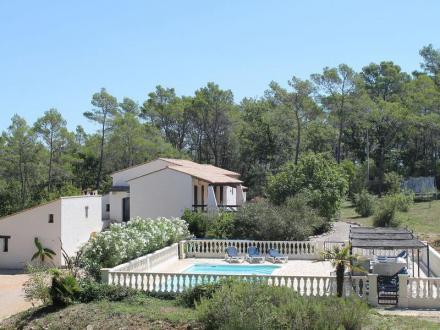 Villa de luxe à vendre SEILLANS, 225 m², 7 Chambres, 600000€