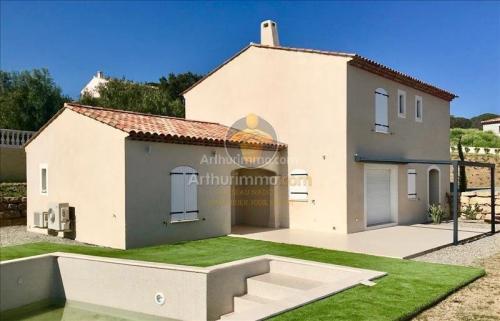 Villa de luxe à vendre LES ISSAMBRES, 167 m², 4 Chambres, 845000€