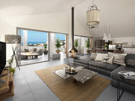 Luxury New apartment for sale BIARRITZ, 109 m², 2 Bedrooms, € 899 000
