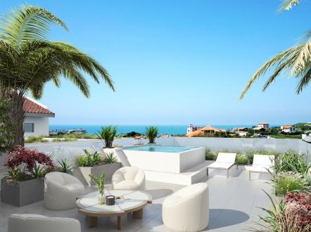 Luxe Nieuwbouw appartement te koop BIARRITZ, 100 m², 2 Slaapkamers, 1190000€