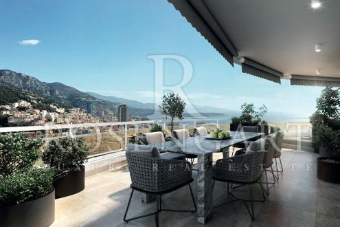 Luxe Appartement te koop Monaco, 128 m², 2 Slaapkamers, 8800000€