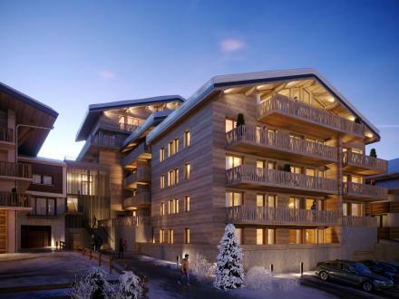 Luxus-Wohnung zu verkaufen CHATEL, 120 m², 4 Schlafzimmer, 1047600€