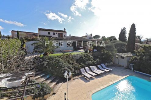Luxury Villa for sale MOUANS SARTOUX, 180 m², 4 Bedrooms, €850000