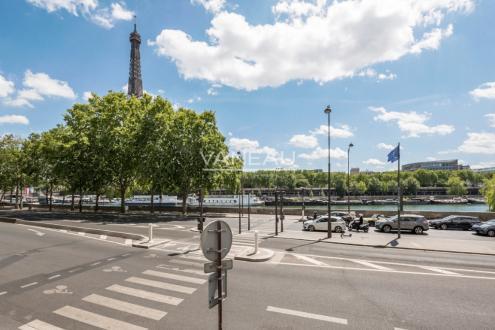 Luxury Apartment for sale PARIS 16E, 100 m², 2 Bedrooms, €1260000