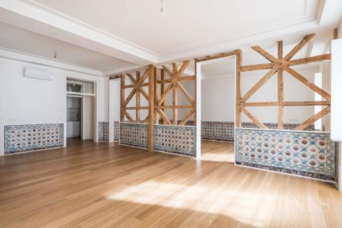 Luxus-Wohnung zu verkaufen Portugal, 216 m², 4 Schlafzimmer, 1935000€