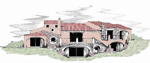 Villa de luxe à vendre Italie, 130 m², 3 Chambres