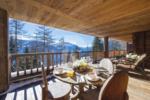 Luxus-Chalet zu vermieten Verbier, 500 m², 6 Schlafzimmer,