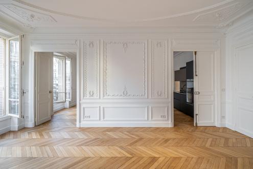Appartement de luxe à vendre PARIS 8E, 185 m², 4 Chambres, 2600000€