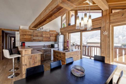 Appartement de luxe à vendre COURCHEVEL, 163 m², 5 Chambres, 2415000€