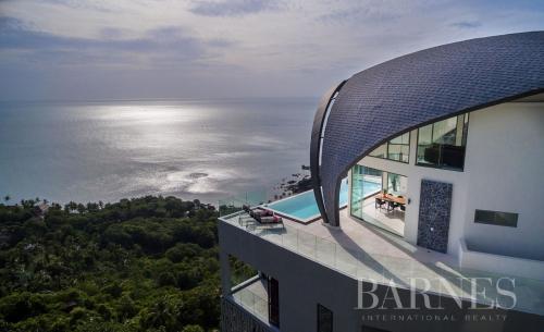 Villa de luxe à vendre Thaïlande, 4 Chambres, 2114451€