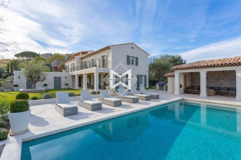 Luxury House for rent MOUGINS, 350 m², 5 Bedrooms,