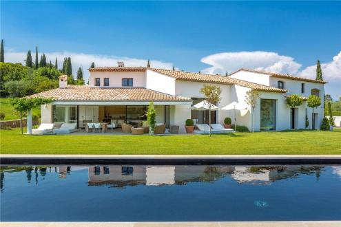 Luxury House for rent MOUGINS, 420 m², 3 Bedrooms,