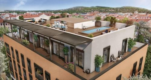 Appartement de luxe à vendre LYON, 140 m², 4 Chambres, 1750000€