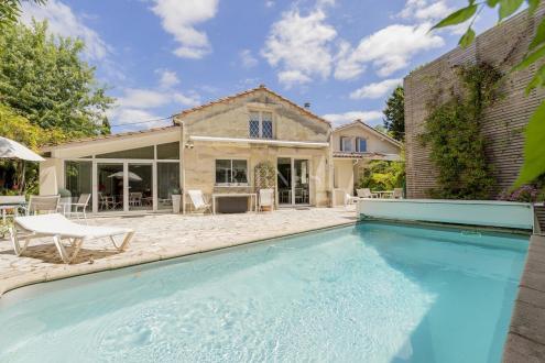 Luxus-Haus zu verkaufen BORDEAUX, 140 m², 1100000€
