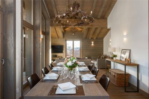 Luxus-Wohnung zu verkaufen MERIBEL LES ALLUES, 173 m², 4 Schlafzimmer, 3380000€