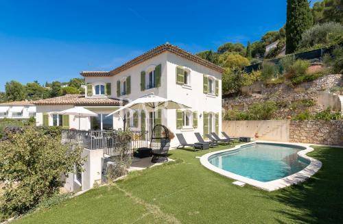 Maison de luxe à vendre LE CANNET, 345 m², 7 Chambres, 3500000€