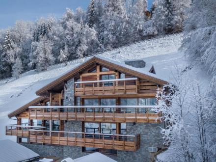 Luxus-Chalet zu verkaufen SAINT JEAN DE SIXT, 500 m², 4 Schlafzimmer, 3990000€