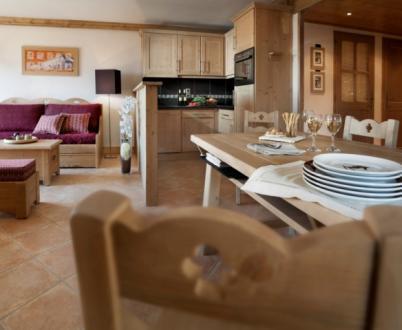 Luxe Huis te huur TIGNES, 50 m², 2 Slaapkamers,