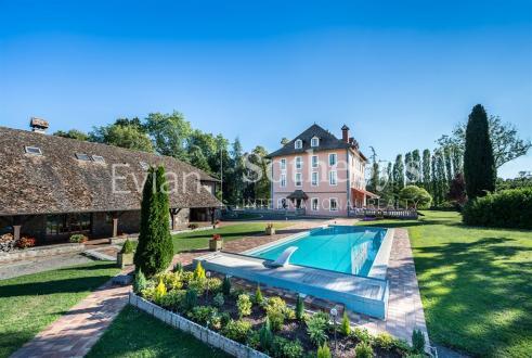 Château / Manoir de luxe à vendre THONON LES BAINS, 780 m², 6000000€