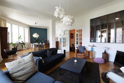 Appartement de luxe à vendre LYON, 178 m², 3 Chambres, 875000€