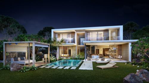 Villa di lusso in vendita Mauritius, 318 m², 3 Camere, 785000€