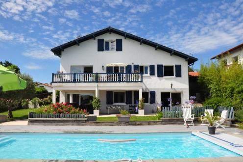 Maison de luxe à vendre SAINT JEAN DE LUZ, 250 m², 6 Chambres, 2090000€