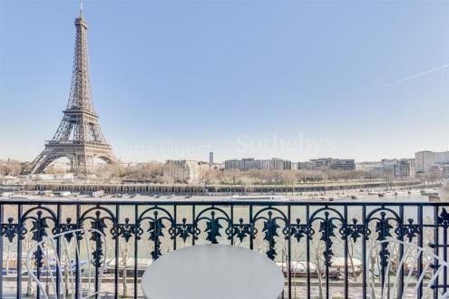 Appartement de luxe à vendre PARIS 16E, 215 m², 5 Chambres, 3950000€