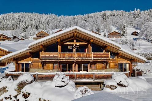 Luxus-Chalet zu verkaufen LA CLUSAZ, 475 m², 7 Schlafzimmer, 4725000€