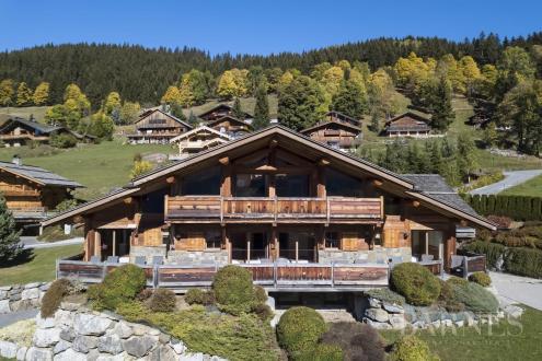 Luxe Landhuis te koop LA CLUSAZ, 475 m², 7 Slaapkamers, 4725000€