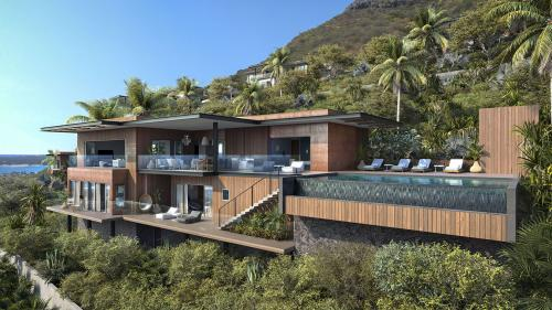 Luxus-Villa zu verkaufen Mauritius, 427 m², 4 Schlafzimmer, 1690000€