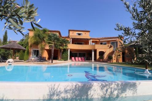 Luxus-Haus zu verkaufen SAINT CYR SUR MER, 420 m², 8 Schlafzimmer, 1254000€