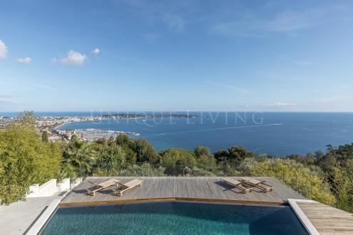 Luxus-Villa zu verkaufen VALLAURIS, 500 m², 4 Schlafzimmer, 6950000€