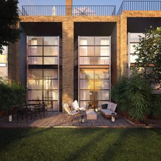 Вилла класса люкс на продажу  Довиль, 142 м², 3 Спальни, 1500000€