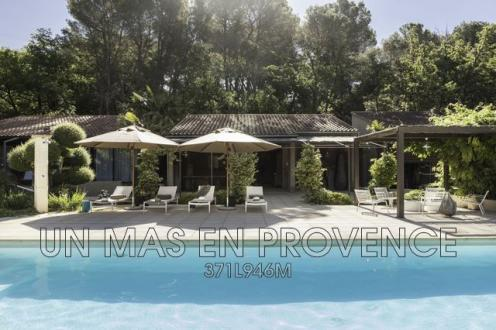 Luxury House for rent PERNES LES FONTAINES, 400 m², 6 Bedrooms,