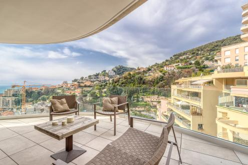 Luxury New apartment for sale BEAUSOLEIL, 49 m², 1 Bedrooms, €585000