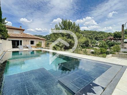 Villa de luxe à vendre BANDOL, 255 m², 4 Chambres, 1146000€