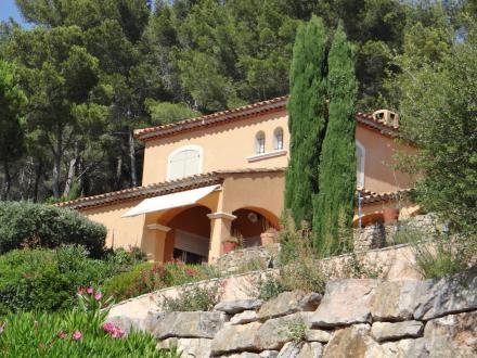 Luxury Villa for sale SAINT CYR SUR MER, 148 m², 3 Bedrooms, €1550000