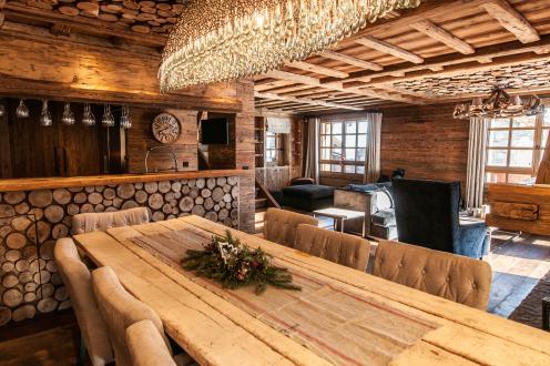 Luxus-Chalet zu verkaufen COURCHEVEL, 160 m², 4 Schlafzimmer