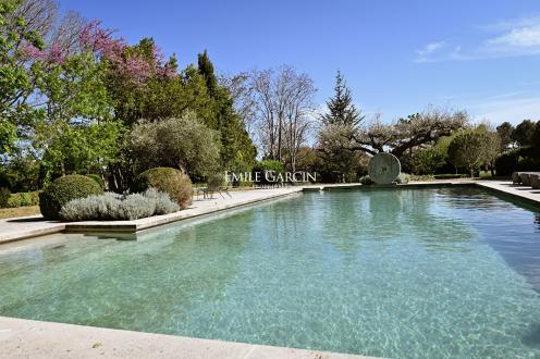 Luxus-Haus zu vermieten MAUSSANE LES ALPILLES, 900 m², 8 Schlafzimmer,