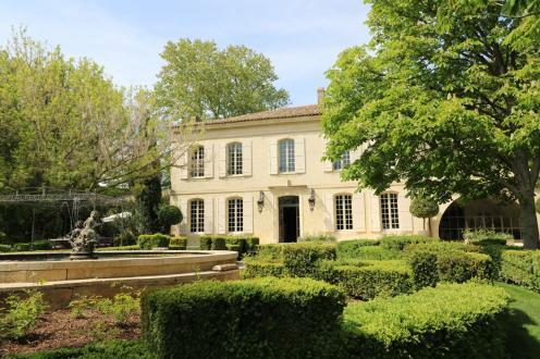 Luxury House for rent MAUSSANE LES ALPILLES, 900 m², 8 Bedrooms,