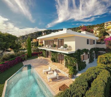 Luxe Villa te koop VILLEFRANCHE SUR MER, 300 m², 6 Slaapkamers, 3200000€