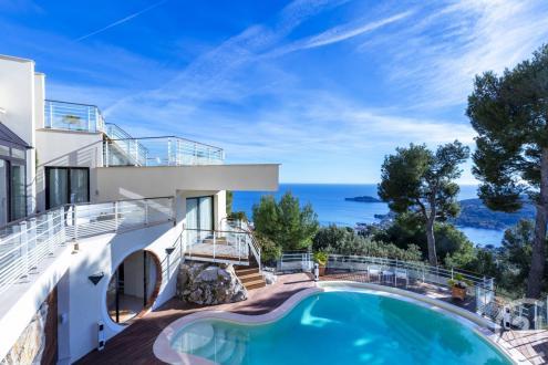 Maison de luxe à vendre VILLEFRANCHE SUR MER, 388 m², 5 Chambres, 5900000€