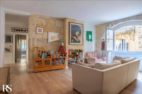 Luxus-Wohnung zu verkaufen BORDEAUX, 113 m², 3 Schlafzimmer, 759600€