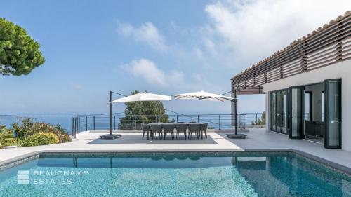 Luxus-Haus zu vermieten VALLAURIS, 380 m², 5 Schlafzimmer,