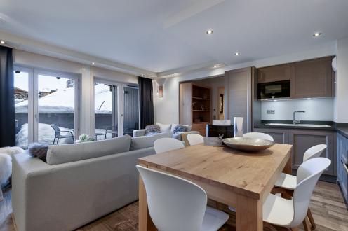 Luxury Apartment for sale SAINT BON TARENTAISE, 81 m², 2 Bedrooms, €950000